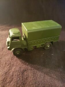 Dinky Toys Military Army Army Covered Wagon Meccano LTD