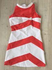 Beau rouge et blanc rayures PROMOD Tunique taille 40