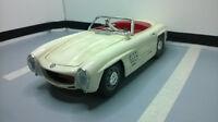 1/18 Pièces détachés Mercedes 300 sl cabriolet Bburago