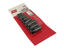 Tap Socket Set - Lisle 70500 Eight Piece 1/4 and 3/8 Drive Tap Holders