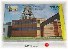 TRIX Minitrix 66311 Spur N Bausatz Zeche Zollverein 2 #NEU in OVP#