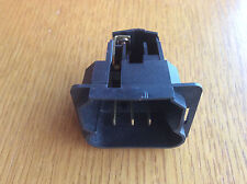 Socket Connector, Electric Kettle Flymo Haden Kenwood Morphy Richards Philips