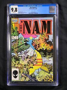 The 'Nam #1 CGC 9.8 (1986)