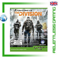 Tom Clancy's The Division Weapon Skin / Camo DLC Xbox One Digital Download