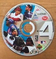 2003 Post Cereal MLB Baseball NL East Upper Deck Virtual Cards & Game Disc 4