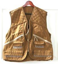 Men's Gamehide # 93 Hunting Vest Olive Brown Size L