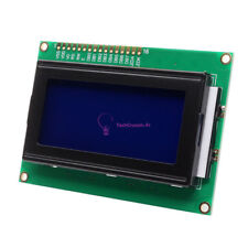 LCD 1604 16x4 Character LCD Display Module LCM Blue Blacklight 5V For Arduino