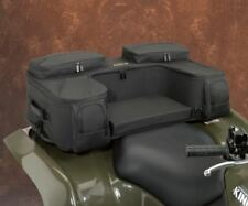 Quad Rear Rack Bag Accessories Black Ozark