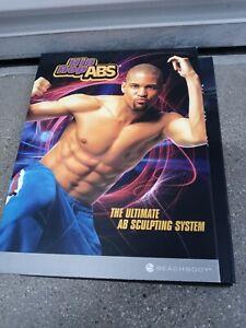 Hip Hop Abs 3-DVD Set Shaun T Beachbody Ultimate AB-Sculpting System