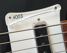 Clear Thumbrest for Rickenbacker 4003,  Models made after 2015