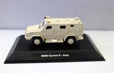 Best of Show 1/87 RMMV Survivor R beige resin car model for collection
