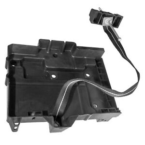NEW OEM 2008-2009 Ford Taurus Flex Battery Mounting Tray & Tie Down Strap
