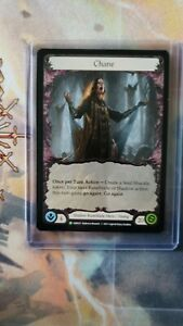 Flesh And Blood NM Cold Foil Chane CF