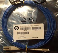 QK734A HP PremierFlex - Network cable LC multi-mode (M) 5 m fiber optic OM4