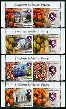 2017 Tulip Symphony,Flowers,Tulpen,Pitesti,Architecture,Romania,7203,TAB/R,MNH
