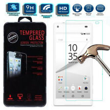 ORIGINALE in vetro temperato Screen Protector per Sony Xperia Z5 Compact / Mini E5803