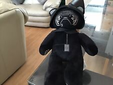 Build A Bear Star Wars Kylo Ren Teddy Pre-owned