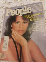 VINTAGE People Magazine August 1, 1977 Jacqueline Bisset The Deep Advertising