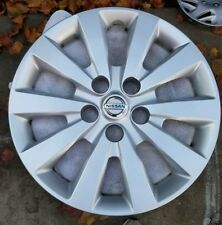 2013 / 17 Nissan Sentra / LEAF. OEM wheel cover 16 inch. NOT FAKE!!