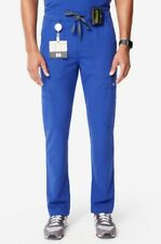 Figs Scrubs Pants Cario Cargo Scrub Pants Winning Blue Men's Xs Xsmall