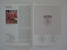 (08j40) Bund Erinnerungsblatt 2008 mit ESST Mi.Nr. 2696 Gallimarkt in Leer