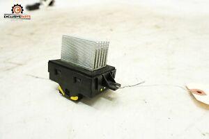 2010-2012 Lincoln MKZ OEM HVAC A/C Heater Blower Motor Resistor 1026