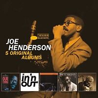 Joe Henderson - 5 Original Albums [CD]