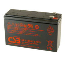CSB UPS12360-6 F2 F1 Rechargeable Sealed Lead Acid Battery 12V 360W UPS 12360