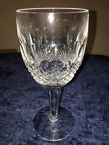 """Waterford COLLEEN (Tall Stem) Water Goblet or Glass, 7"""" Tall"""
