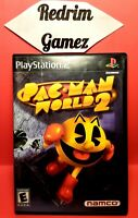Pacman World 2 PS2 Video Games