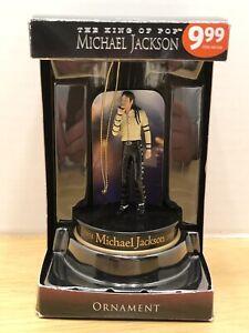 2010 Michael Jackson The King Of Pop Christmas Ornament