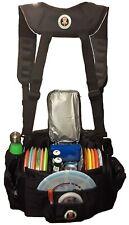 Disc Golf Cooler Bag - Removable cooler - Backpack straps