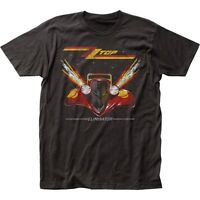 Authentic ZZ Top Band Eliminator Album Record Cover Soft T-shirt S M L X 2X top