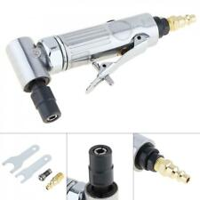 """1/4""""Air Pneumatic Right Angle Die Grinder Polisher Cleaning Cut Off Cutting Tool"""