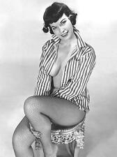 Bettie Page Hot Glossy Photo No17