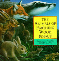(Good)-Animals of Farthing Wood: Pop-Up Book (Hardcover)-Dann, Colin, Hawcock, D