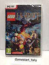 LEGO LO HOBBIT IL VIDEOGIOCO UFFICIALE (PC) NUOVO SIGILLATO NEW GAME VIDEOGAMES