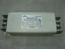 DENSEI LAMBDA MYB-1220-33 NOISE FILTER 20AMP 250V 50/60HZ TV2500V 6SCREW