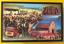 """CONTE Zulu Rorkes Drift """"the LAST REDOUBT""""  playset #3  Limited Edition"""
