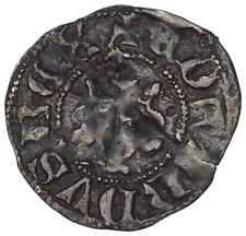 ENGLAND. Edward III. 1327-1377. Hammered Silver Halfpenny, London mint