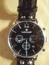 THOMAS EARNSHAW Gents watch ES-8001  NEW OPEN BOX
