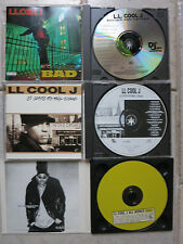 LL COOL J - 3 CDs: → Bigger And Deffer  & → 14 Shots To The Dome  & → All World