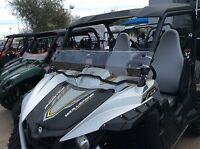 Yamaha Wolverine R-Spec Windshield #12931 Hard Coated Polycarbonate