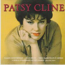 CD album Patsy Cline same (Walking After Midnight, try again) 90`s FLUTE
