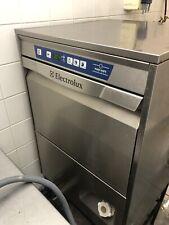 More details for commercial dishwasher electrolux