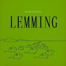 LOCAS IN LOVE - LEMMING   CD NEUF