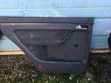 VW TOURAN/ CADDY 2004-2013 DOOR CARD PASSENGER SIDE REAR