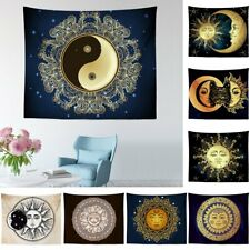 Bohemian Wall Hanging Tapestry Home Decor Indian Hippie Mandala Bedspread Throw