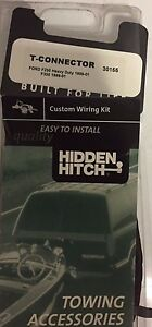 30155 HIDDEN HITCH T-CONNECTOR, FORD F250 HEAVY DUTY 1999-01, F350 1999-01