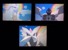 """Shiny 6IVs Pack """"Guide""""! Reshiram, Zekrom and Kyurem for Pokemon X/Y OR/AS"""